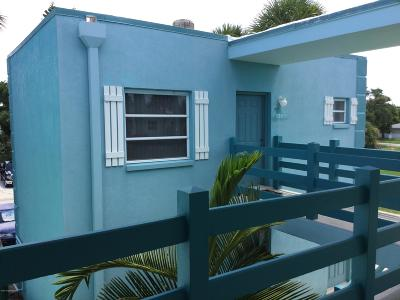 Cape Canaveral Condo For Sale: 350 Fillmore Avenue #F24