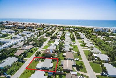 Cape Canaveral Single Family Home For Sale: 347 Harbor Drive