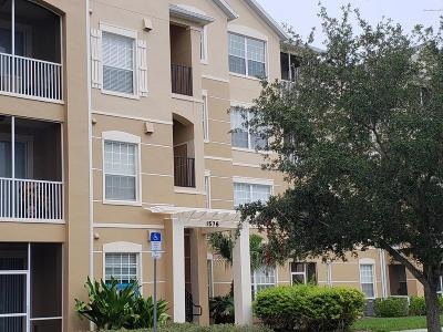 Rockledge Condo For Sale: 1576 Peregrine Circle #302