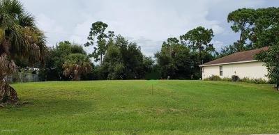 Brevard County Residential Lots & Land For Sale: 565 Gilbert Drive NE