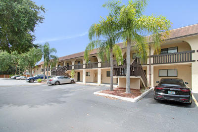 Merritt Island FL Condo For Sale: $107,499