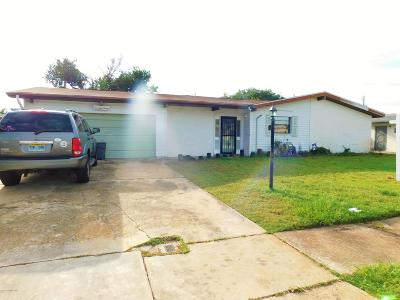 Merritt Island Single Family Home For Sale: 1420 Mackeral Avenue
