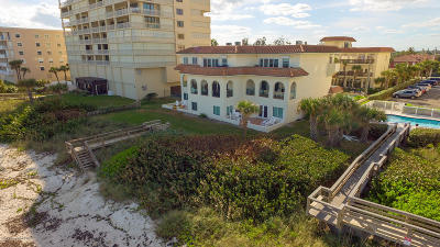 Indialantic Condo For Sale: 2855 N Highway A1a #G