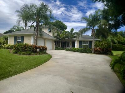 Vero Beach Single Family Home For Sale: 675 23rd Avenue