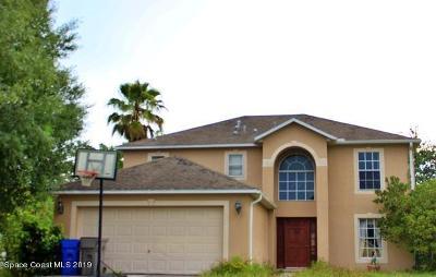 Vero Beach Single Family Home For Sale: 8775 99th Avenue