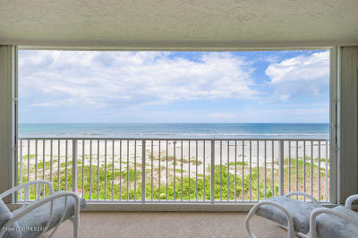 Melbourne Beach Condo For Sale: 1805 Atlantic Street #122