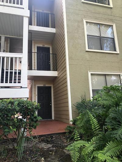 Merritt Island Condo For Sale: 225 S Tropical Trail #214
