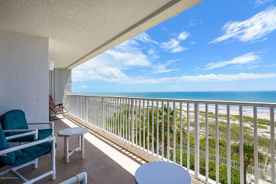 Cocoa Beach Condo For Sale: 301 N Atlantic Avenue #503