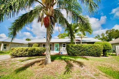 Vero Beach Single Family Home For Sale: 181 13th Avenue