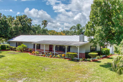 Single Family Home For Sale: 515 Hall Road