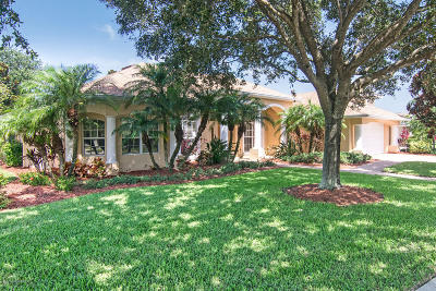 Rockledge Single Family Home For Sale: 1015 Starling Way