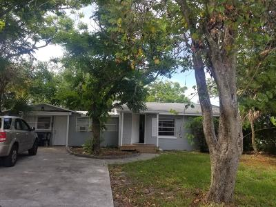 Rockledge Multi Family Home For Sale: 216 Skelly Drive