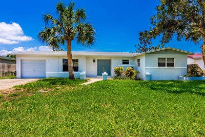 Cape Canaveral, Cocoa Beach, Satellite Beach, Indian Harbour Beach, Indialantic, Melbourne Beach Single Family Home For Sale: 329 Polaris Drive