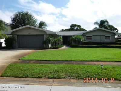 Titusville Single Family Home Contingent: 3535 Palmer Drive