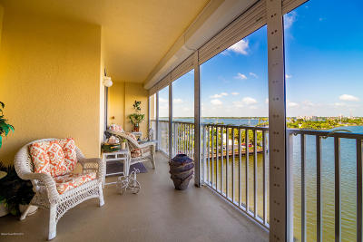 Merritt Island Condo For Sale: 134 Starboard Lane #505