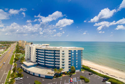 Satellite Beach Condo For Sale: 1175 Highway A1a #809
