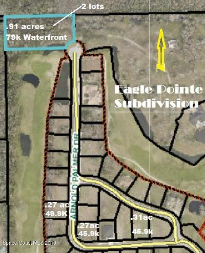 Titusville Residential Lots & Land For Sale: Arnold Palmer