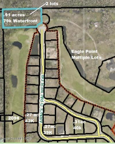 Titusville Residential Lots & Land For Sale: 2098 Arnold Palmer Drive