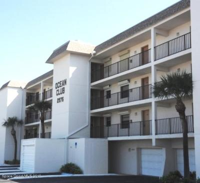 Melbourne Beach Rental For Rent: 2975 S Highway A1a #114