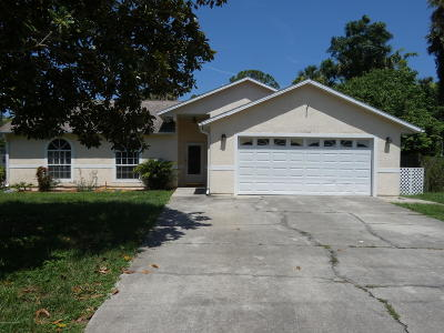 Titusville Single Family Home For Sale: 4045 Vanguard Avenue