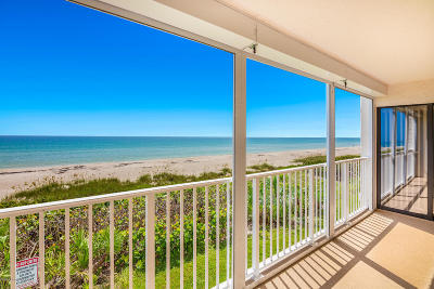Melbourne Beach Condo For Sale: 1903 Atlantic Street #222