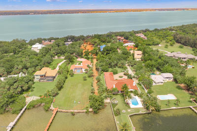 Merritt Island Residential Lots & Land For Sale: 9960 S Tropical Trail