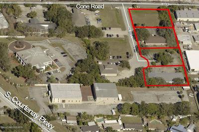 Merritt Island Commercial For Sale: 630-690 Cone Park Court