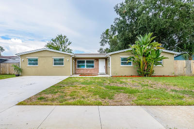 Merritt Island Single Family Home For Sale: 45 Brandy Lane