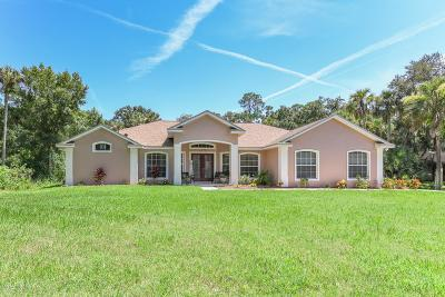 Mims Single Family Home For Sale: 5575 Canvasback Drive
