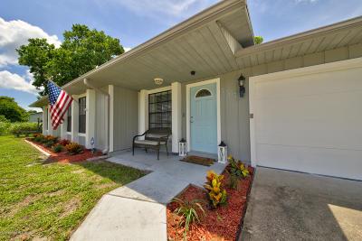 Cocoa Single Family Home For Sale: 5703 Banos Avenue