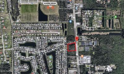 Merritt Island Residential Lots & Land For Sale: 3867 Courtenay