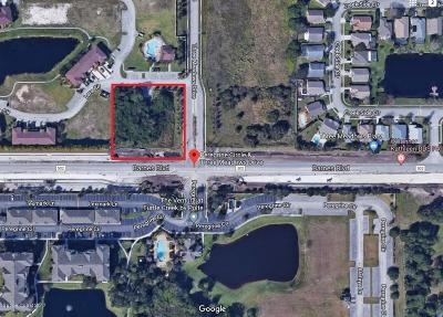 Rockledge Residential Lots & Land For Sale: 700 Barnes
