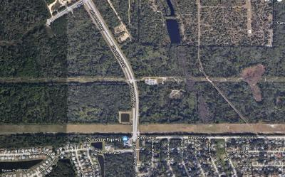 Titusville Residential Lots & Land For Sale: 3800 Grissom
