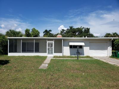 Cocoa Beach Rental For Rent: 1344 Palmer Court