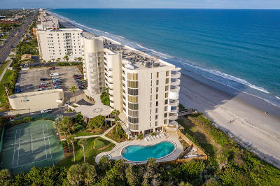 Satellite Beach Condo For Sale: 2225 N Highway A1a #107