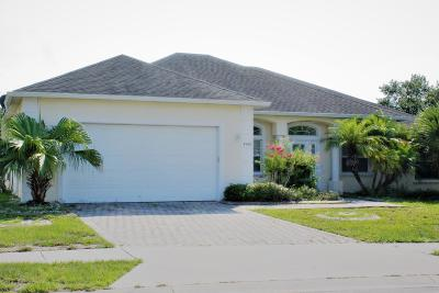 Titusville Single Family Home For Sale: 4461 Sugarberry Lane