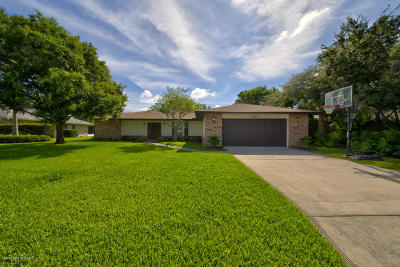 Single Family Home For Sale: 1217 Bonaventure Drive