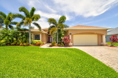 Rockledge Single Family Home Contingent: 3701 Gatlin Drive