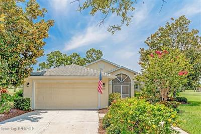 Rockledge Single Family Home For Sale: 2102 Durban Court