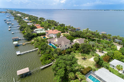 Merritt Island Residential Lots & Land For Sale: 10550 S Tropical Trail S