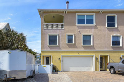 Cocoa Beach Multi Family Home For Sale: 2696 S Atlantic Avenue