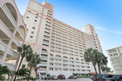 Cocoa Beach Condo For Sale: 830 N Atlantic Avenue N #B101