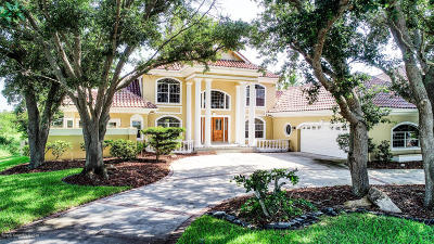 Satellite Beach FL Single Family Home For Sale: $1,150,000