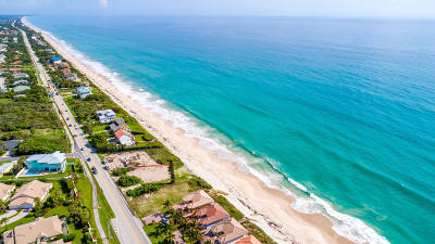 Melbourne Beach Residential Lots & Land For Sale: 5485 Highway A1a