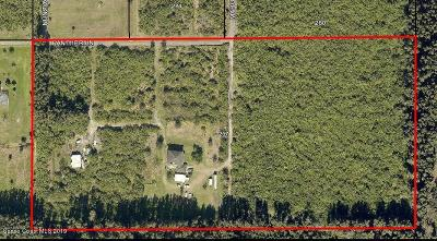 Merritt Island Single Family Home For Sale: Undisclosed