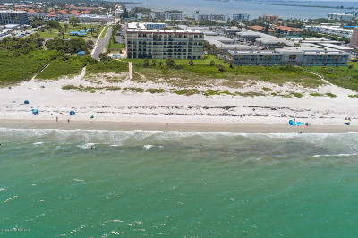 Cocoa Beach Condo For Sale: 3060 N Atlantic Avenue #308