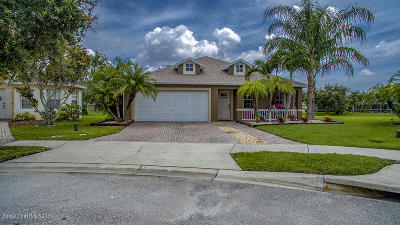 Rockledge Single Family Home For Sale: 1816 Sussex Court