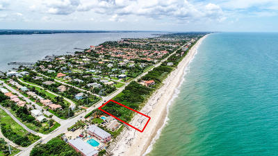 Melbourne Beach Residential Lots & Land For Sale: 3425 Highway A1a