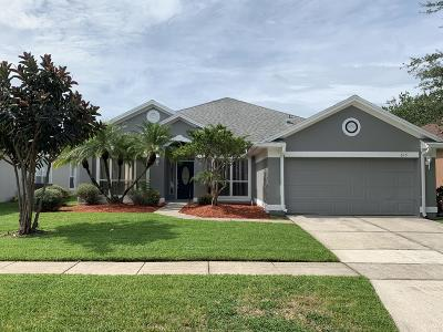 Orlando Single Family Home For Sale: 813 Rivers Court
