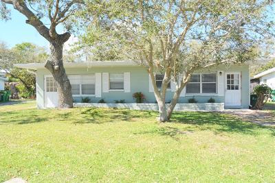 Cocoa Beach Half Duplex For Sale: 146 & 148 Cedar Avenue